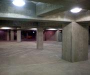 Ski Resort Parking Garage