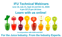 IFU Technical Webinars 2020