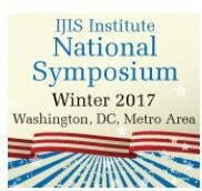 IJIS Institute National Symposium 2017