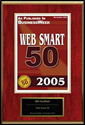 web smart 50 award photo