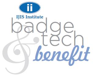 badge and tech benefit logo