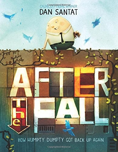 After the Fall book cover