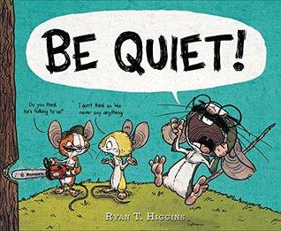 Be Quiet! book cover