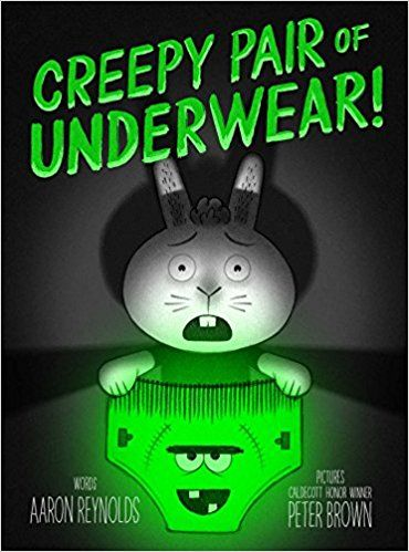 Creepy Pair of Underwear book cover