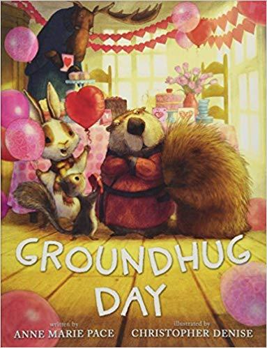 Groundhug Day book cover
