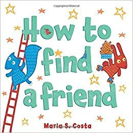 How to Find a Friend book cover