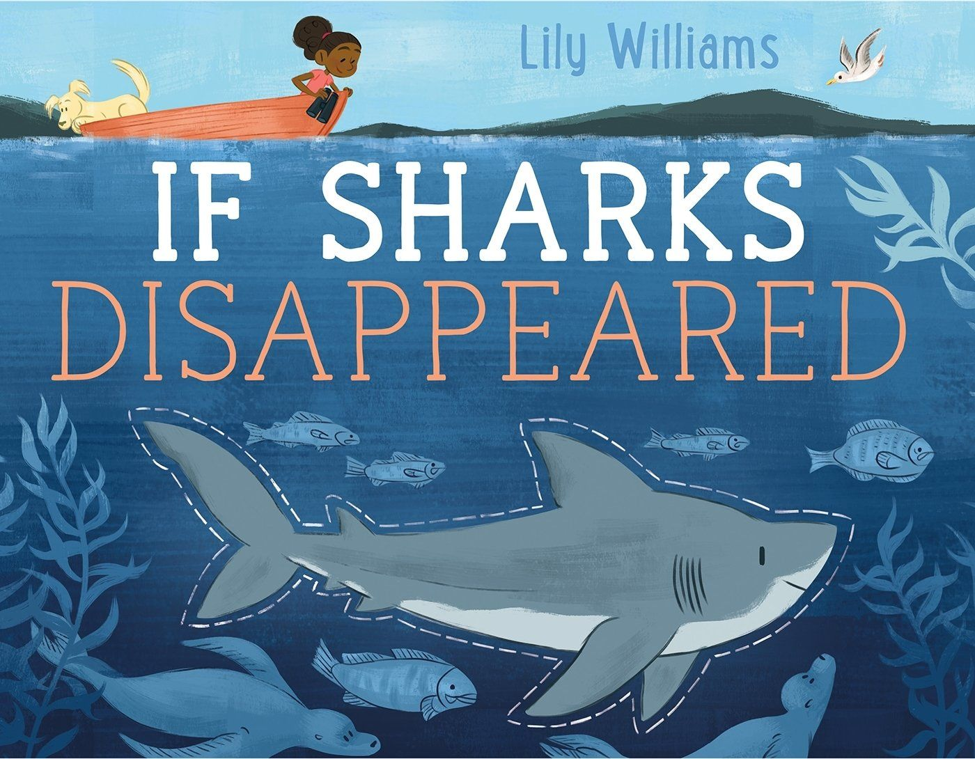 If Sharks Disappeared book cover