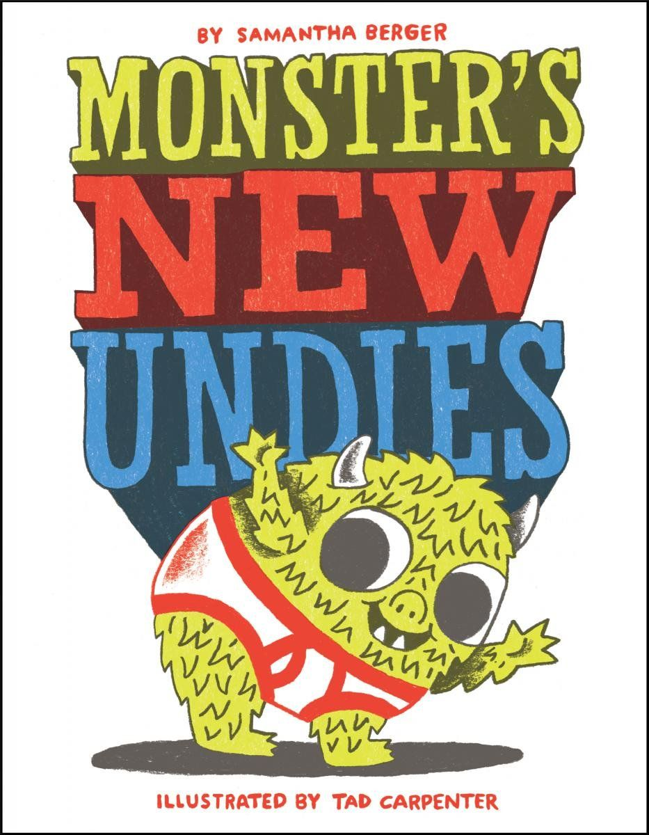 Monster's New Undies book cover