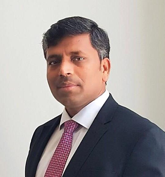 Mr. Gopu Rama Naidu, FCA, CPA, ACCA