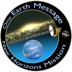 One Earth Message logo