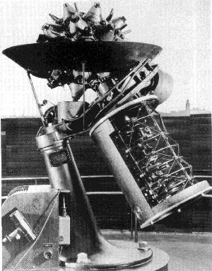 The first Zeiss planetarium, 1923