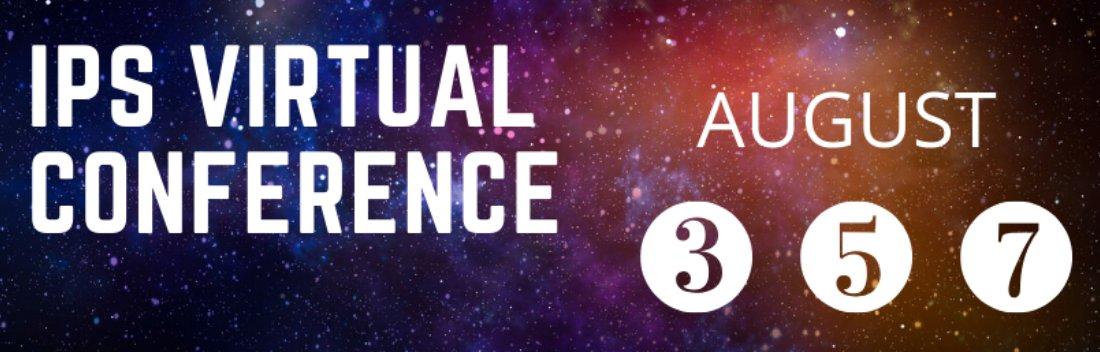 logo IPS Virtual Conference 2020
