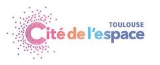 Cité de'espace logo