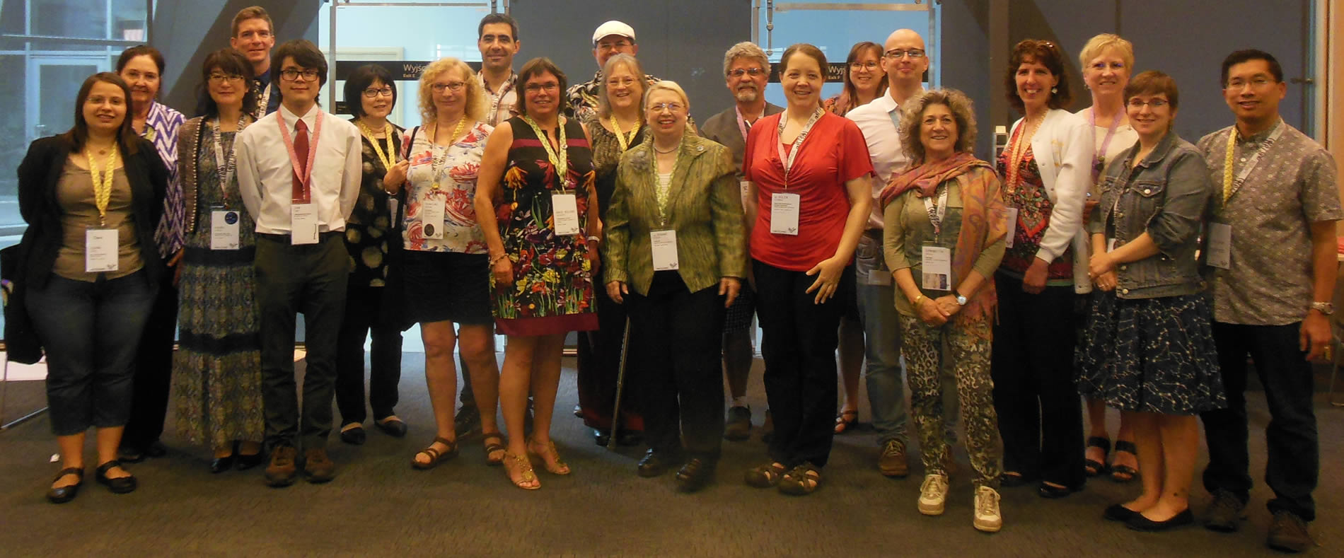 Education Committee at IPS 2016 in Warsaw