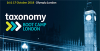Taxonomy Boot Camp London 2018
