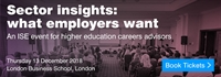 Sector insights: what employers want