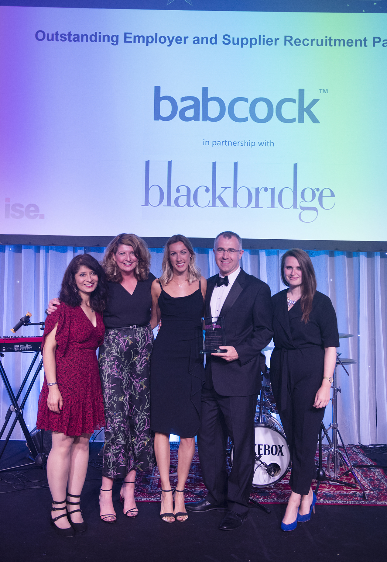 Babcock International Group in partnership with Blackbridge Communications