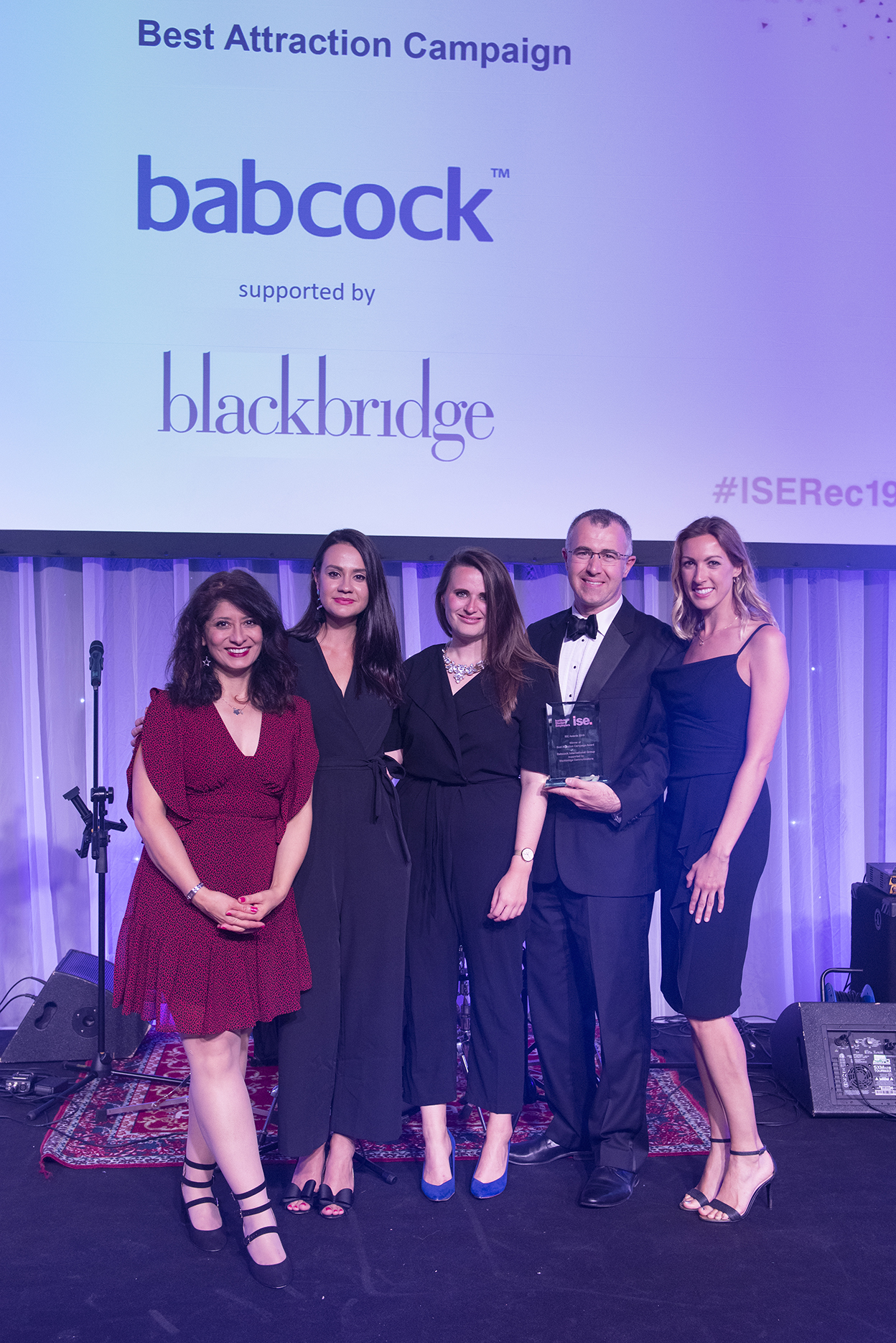 Babcock International Group supported by Blackbridge Communications