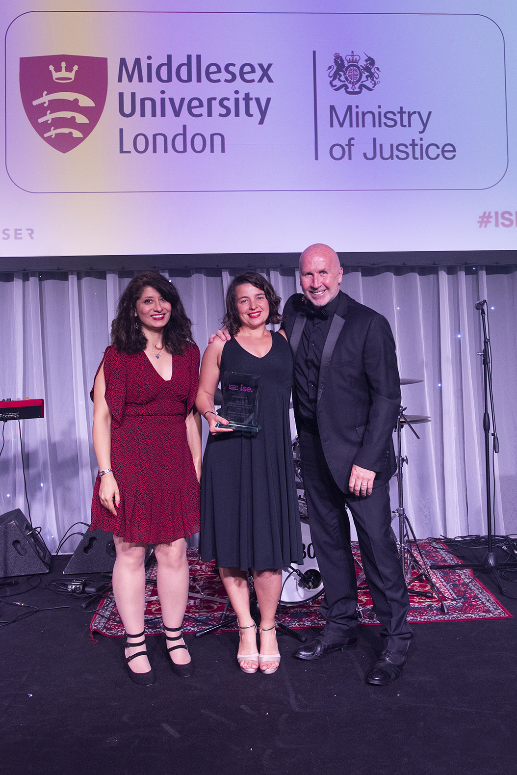 Middlesex University with Ministry of Justice
