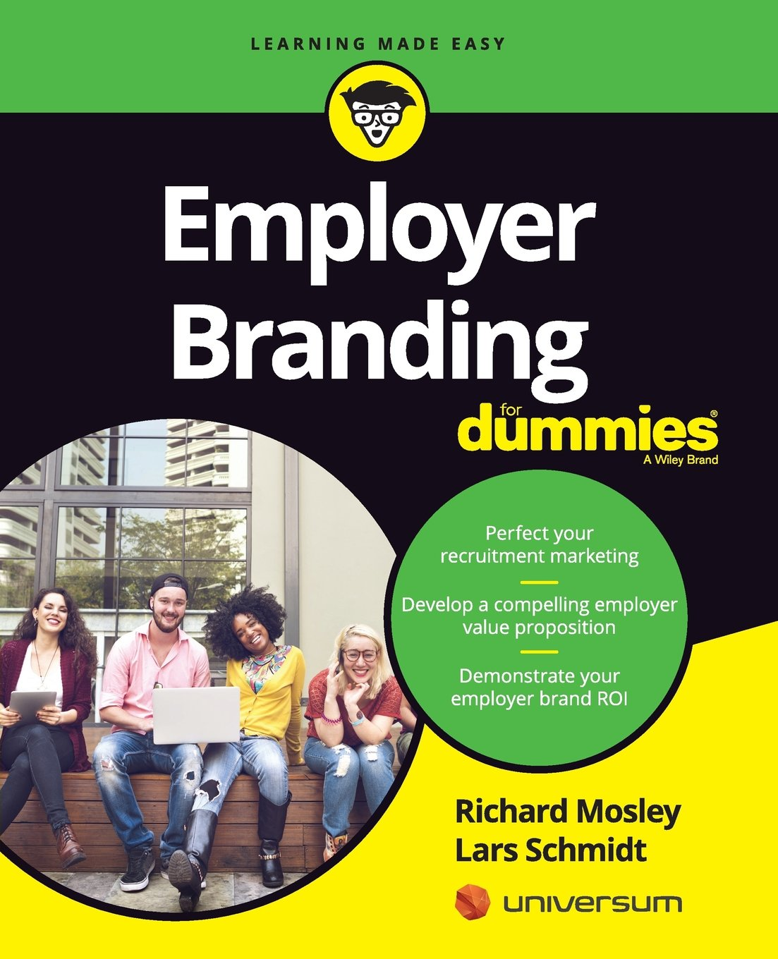 Book Review Employer Branding for Dummies