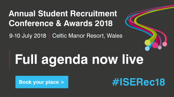 ISE Recruitment Conference 2018