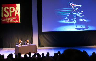 Pitch New Works at the New York 2015 ISPA Congress, Photo by Rebecca Singh