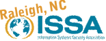 Raleigh ISSA August 4,  2016 Chapter Meeting