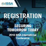 2018 ISSA International Conference Registration