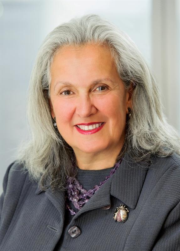 JFEW President Phyllis G. Korff