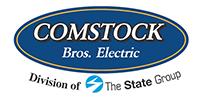 Comstock Bros. Electric Logo