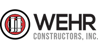 Wehr Constructors, Inc. Logo