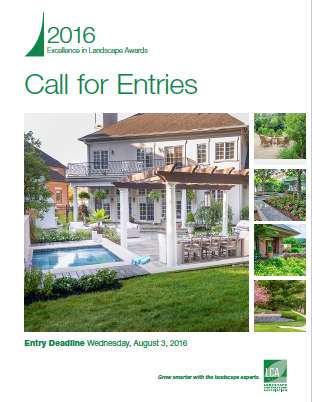 2016 LCA Excellence in Landscape Award Submission Form