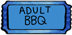 ADDITIONAL-Thursday BBQ next to the Beach Dinner Ticket - Adult