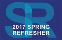 Spring Refresher and House of Delegates