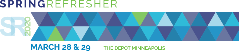 MAFP 2020 Spring Refresher | March 28 & 29, 2020 | The Depot Minneapolis