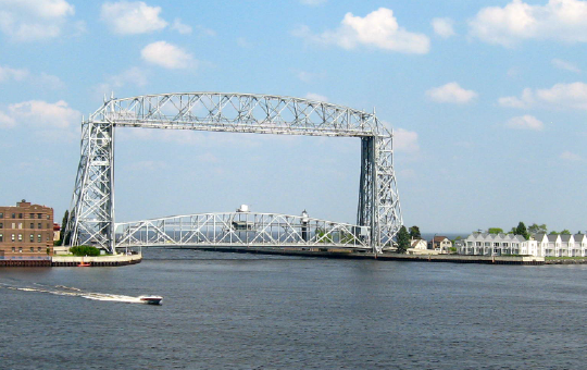 Aerial Lift Bridge | Duluth, MN