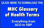 MHC Glossary of Terms