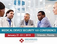 Medical Device Security 101 Conference