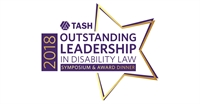 2018 Outstanding Leadership in Disability Law Symposium and Award Dinner & Congressional Briefing