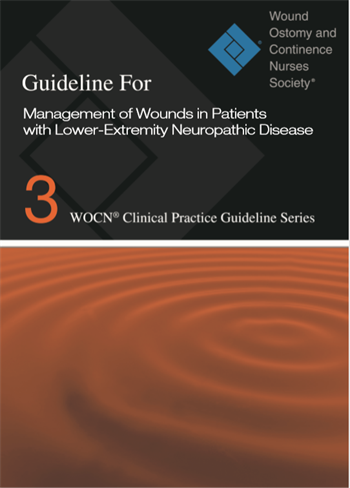 Guideline for Management of Wounds in Patients with Lower-Extremity Neuropathic Disease