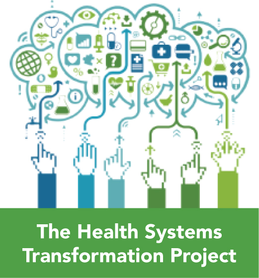 Health Systems Transformation project logo