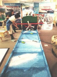 2016 ATIA Anchorage Chapter Mini-Golf Tournament