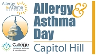 2019 Allergy & Asthma Day Capitol Hill