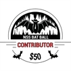Bat Ball Donation $50 Contributor
