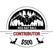 Bat Ball Donation $500 Contributor