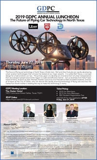 The Greater Dallas Planning Council Annual Luncheon