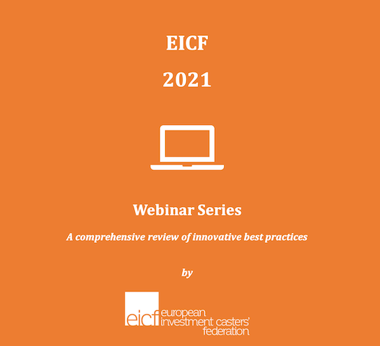 EICF 2021 Webinar Series coming this Fall