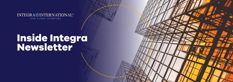 Integra International - Inside Integra Newsletter