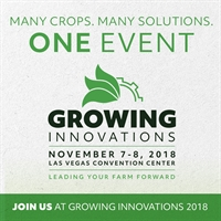 Growing Innovations Trade Show and Conference