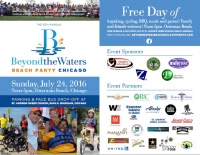 Beyond the Waters Beach Party+IL-SP Partners Picnic